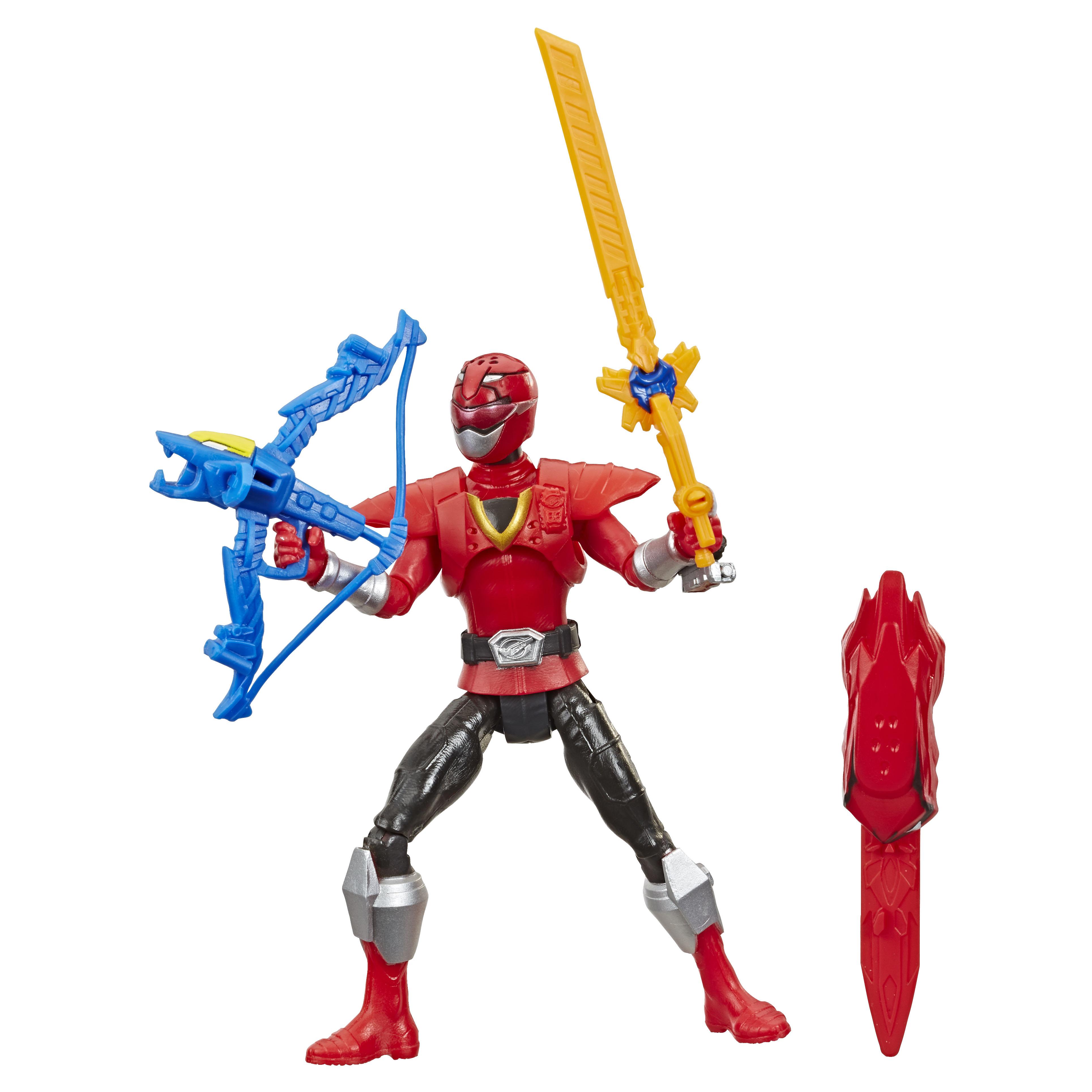 E7827 6in Basic Figures Red Ranger_OOP (2)