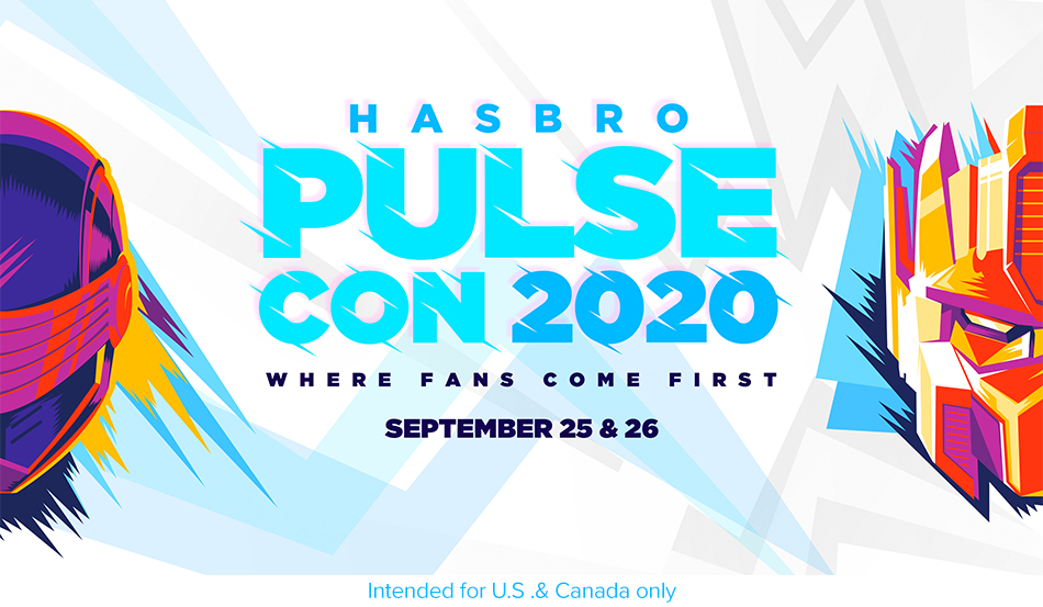 Hasbro PulseCon Ultimate Virtual Pop Culture Celebration for Fans