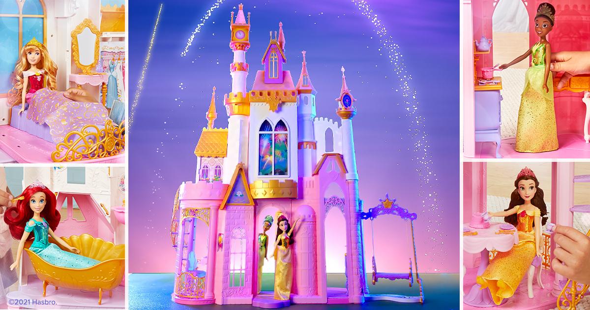 Hasbro Lists New Ultimate Princess Celebration Castle on Zillow