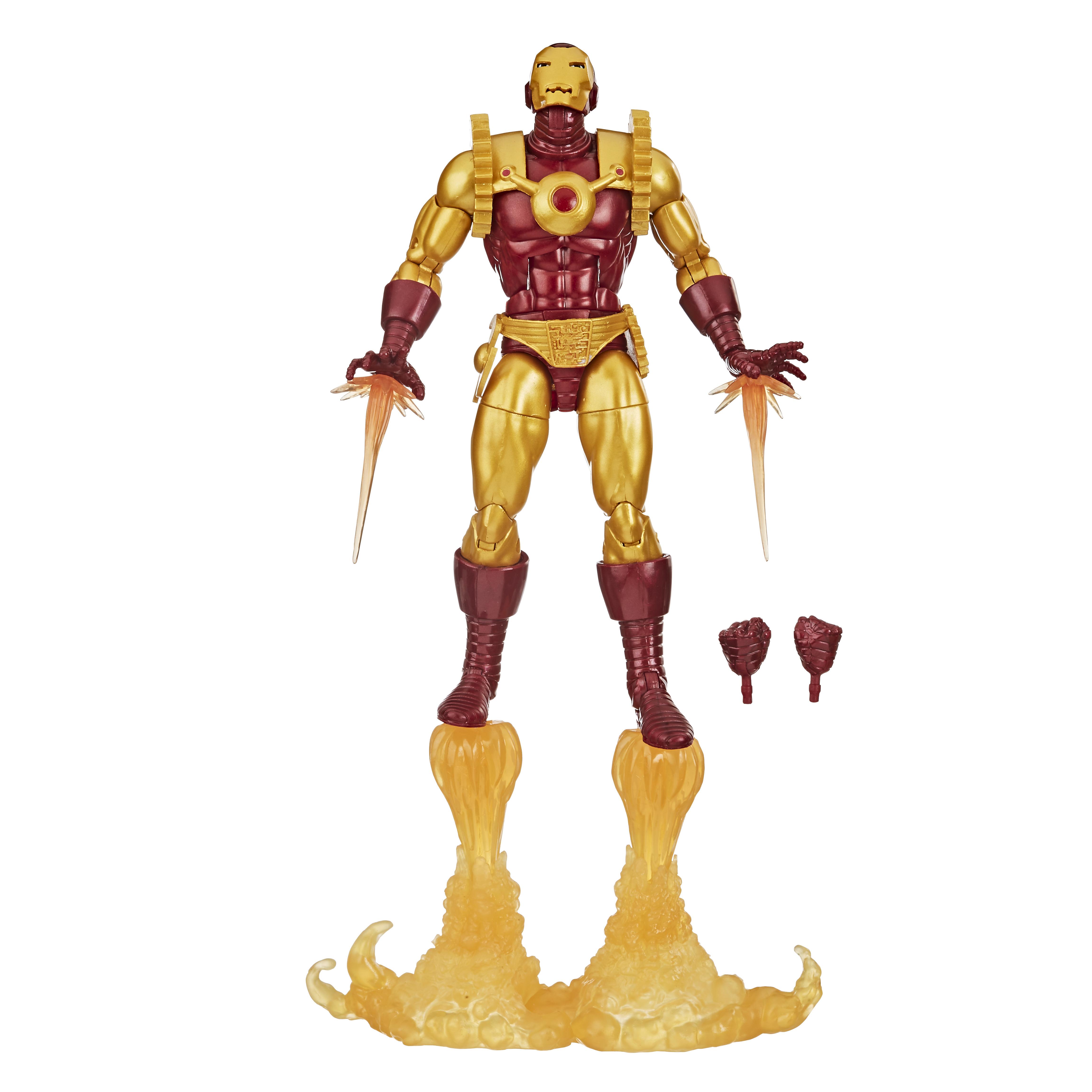E87085L00 Marvel Legends Iron Man 2020 main