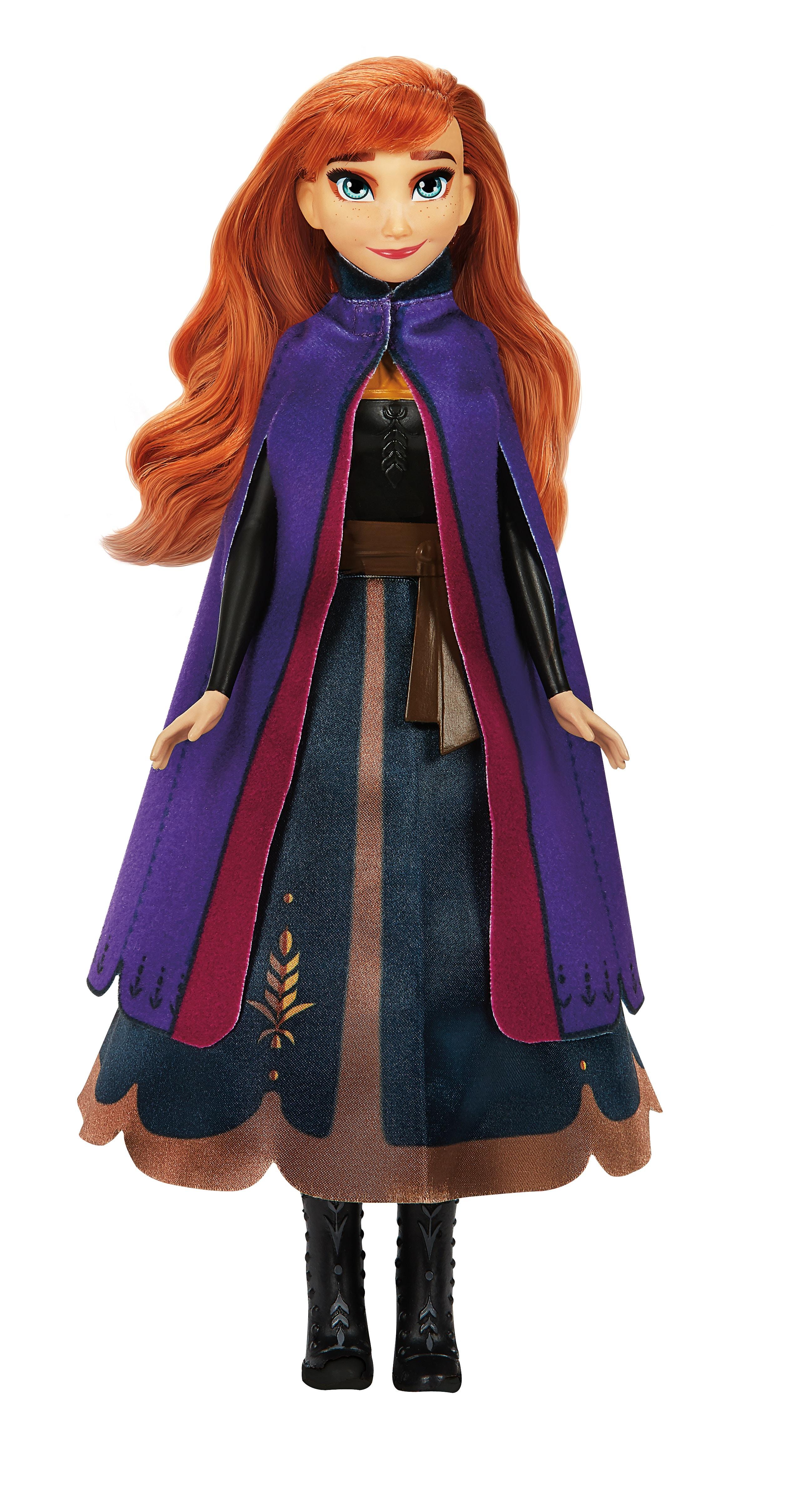 E7895 FRZ Transformation Dolls Assortment OOP Anna 1