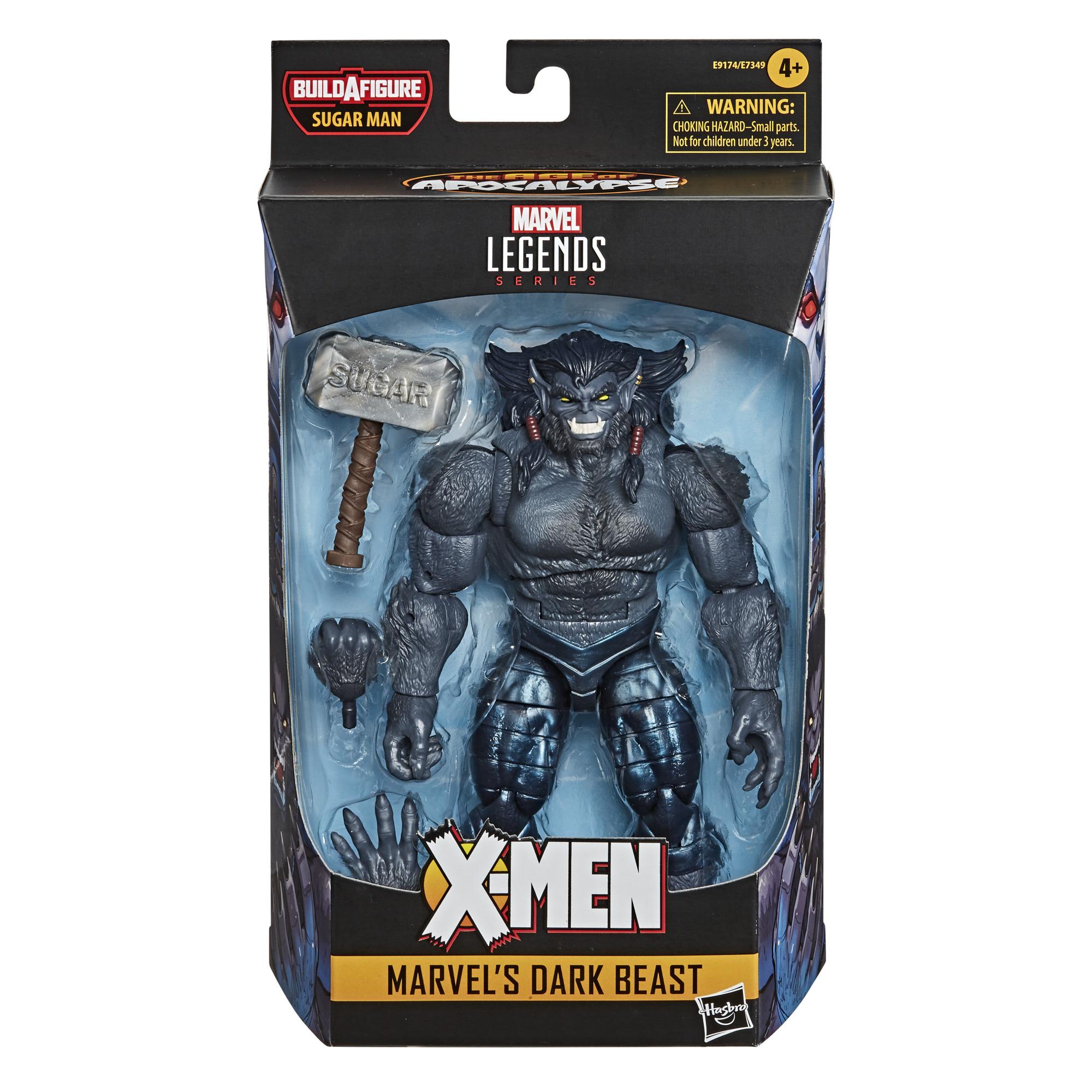 E91745L00 Marvel XMen Dark Best pkg
