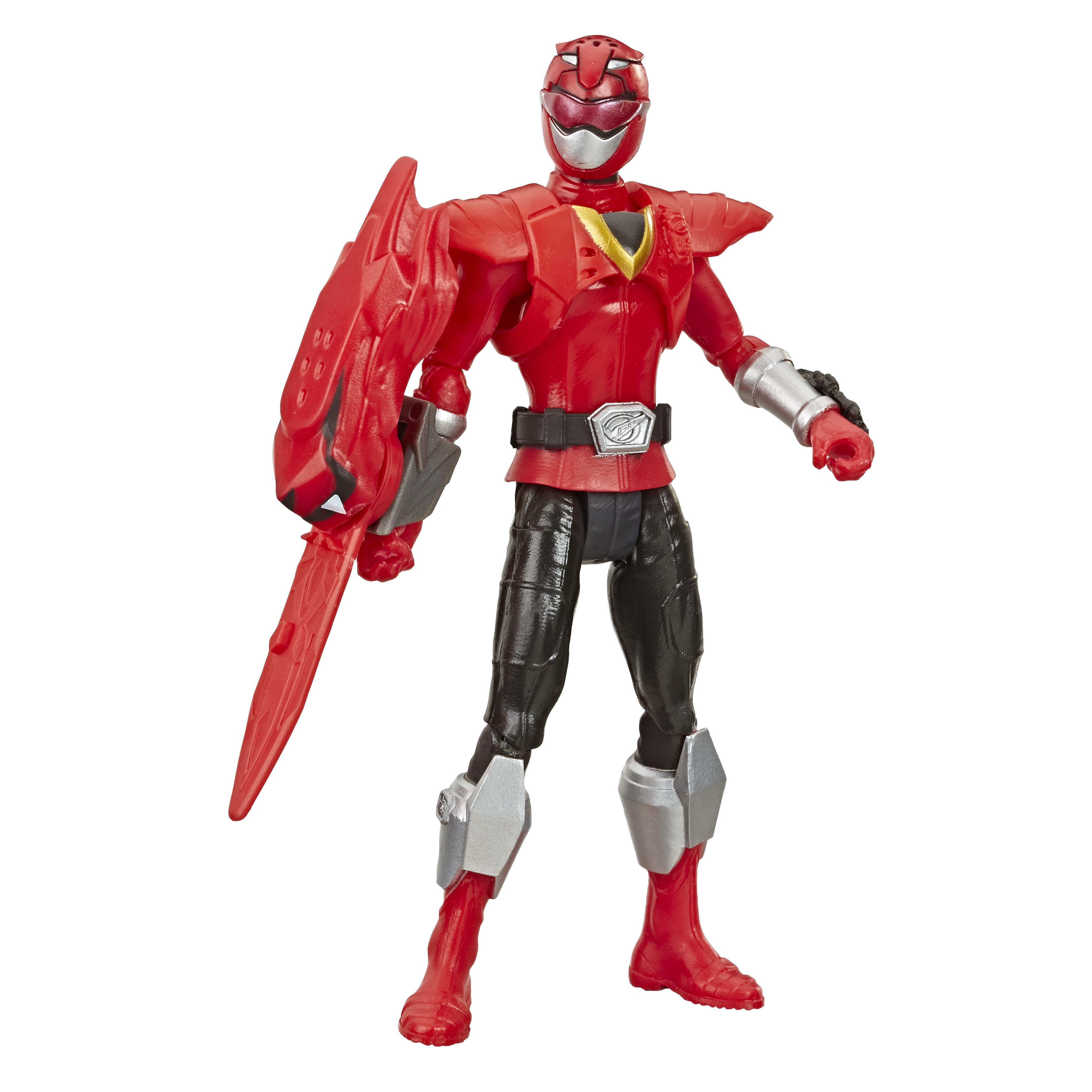 E7827 6in Basic Figures Red Ranger_OOP