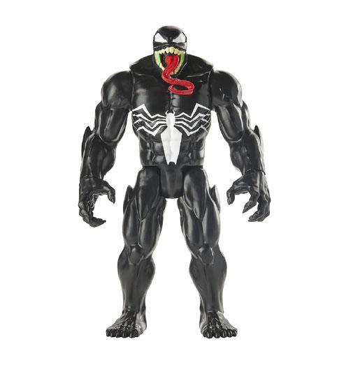 E8684 Max Venom TTitan Hero Series Venom oop