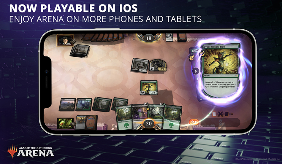 Magic: The Gathering Arena Now Available on Mobile Devices Around the World