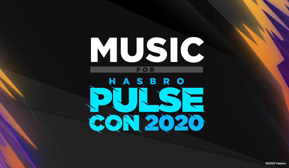 Set the Tone for Hasbro PulseCon with the Curated Spotify List