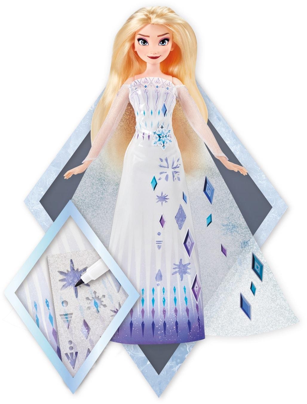 E7895 FRZ Transformation Dolls Assortment OOP Elsa 3
