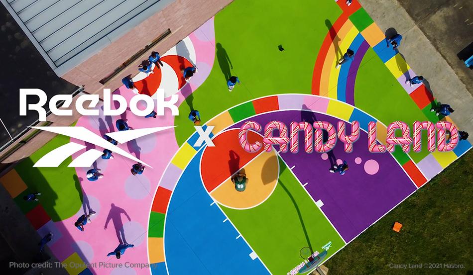 Reebok, Hasbro and Boys & Girls Clubs Team Up