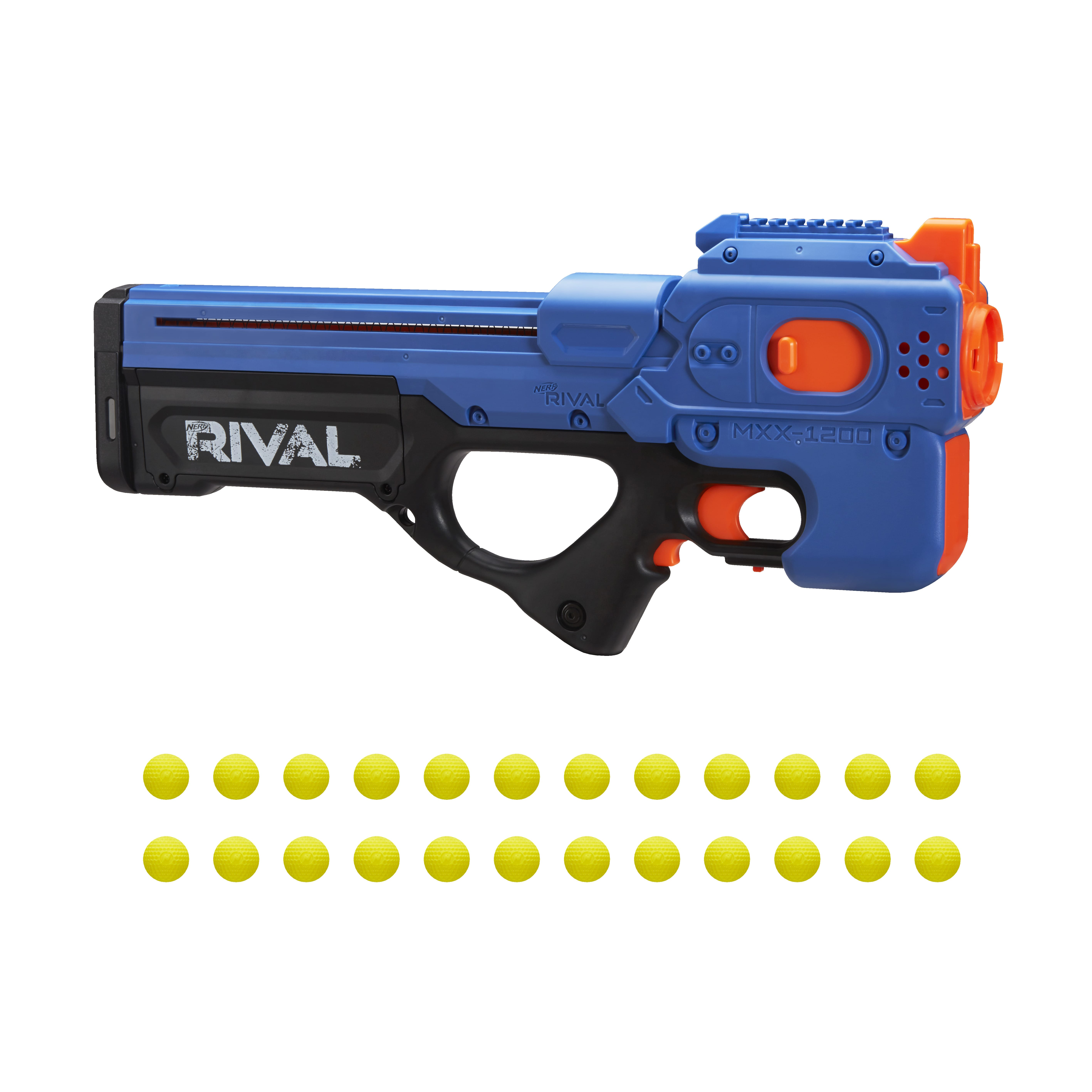 E8449 NERF RIVAL CHARGER Blue