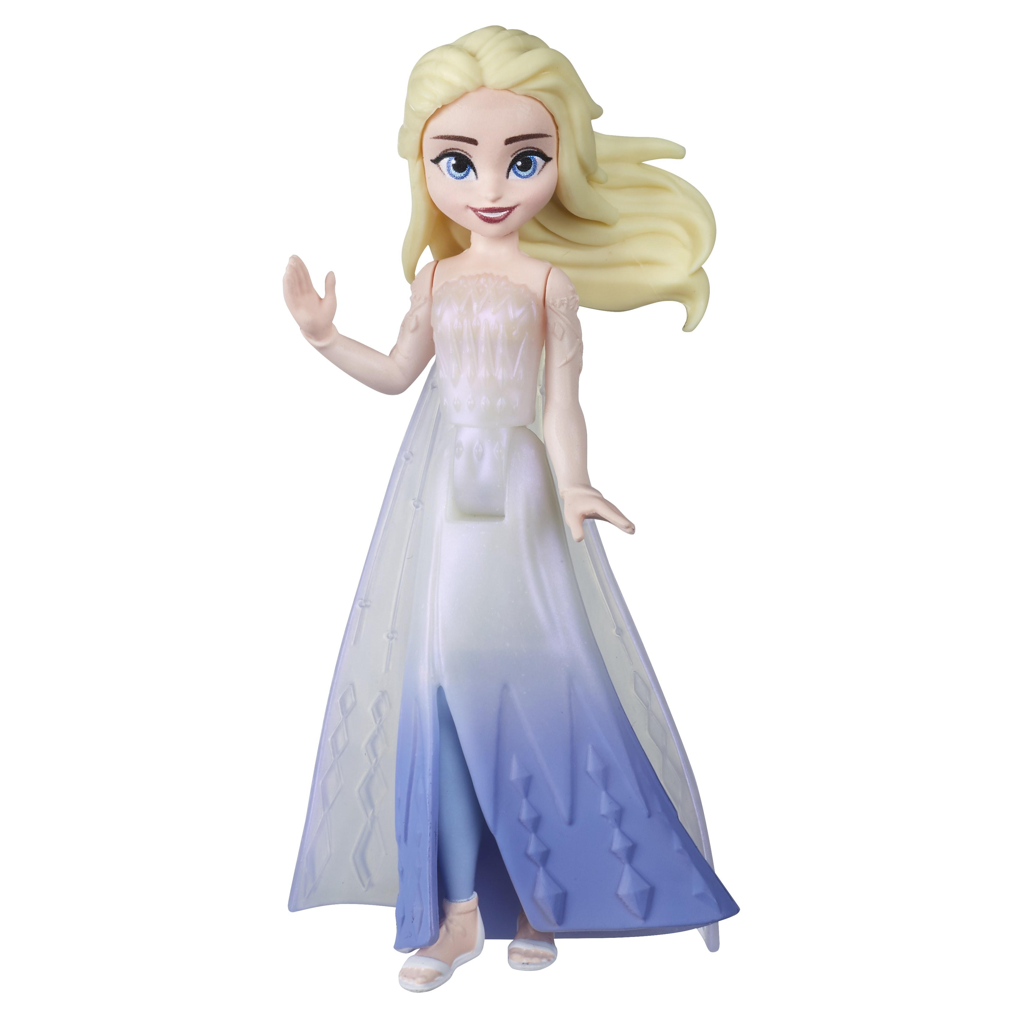 E8687 FRZ Queen Elsa Small Doll OOP