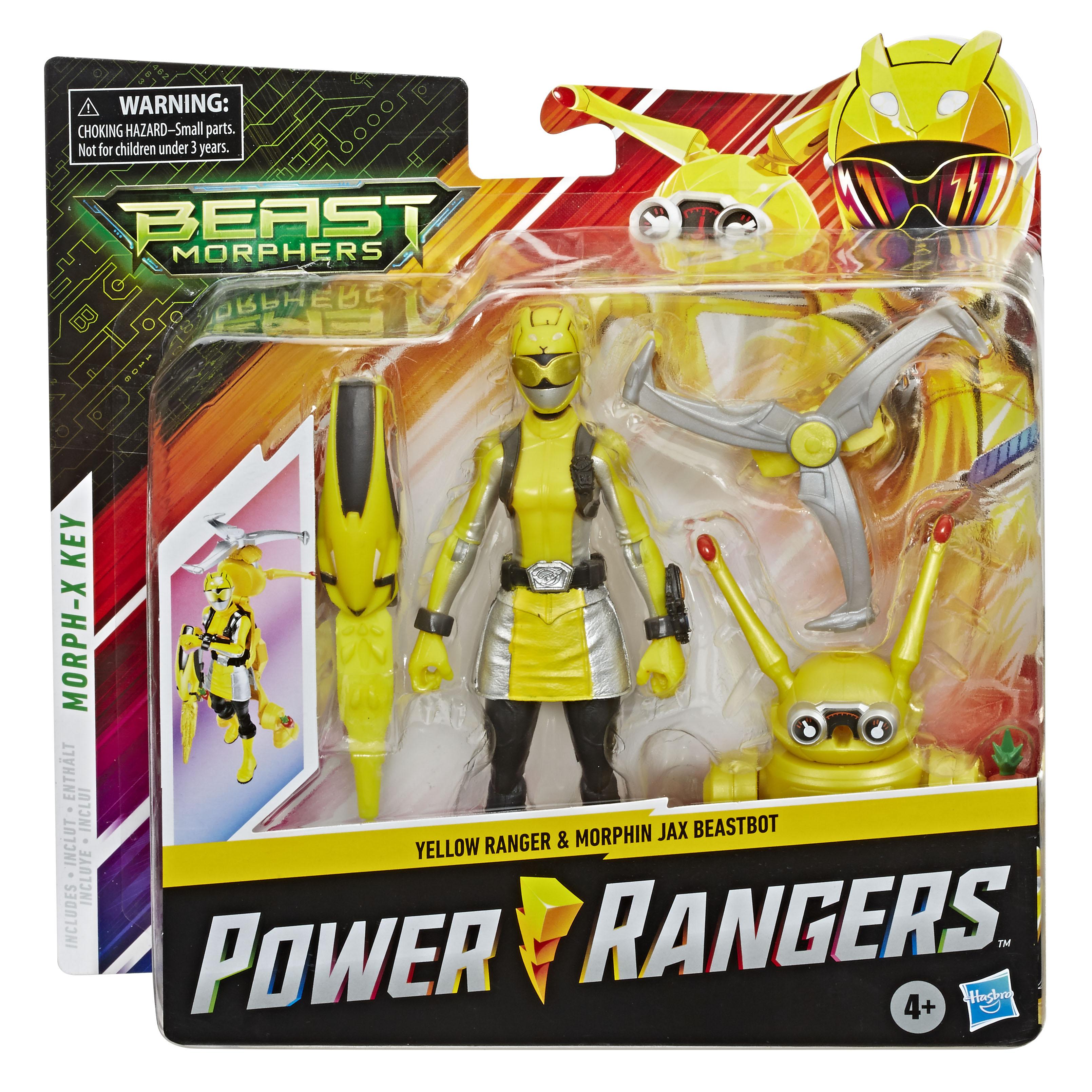 E8087 6in Beastbot 2-pack Yellow Ranger_IP