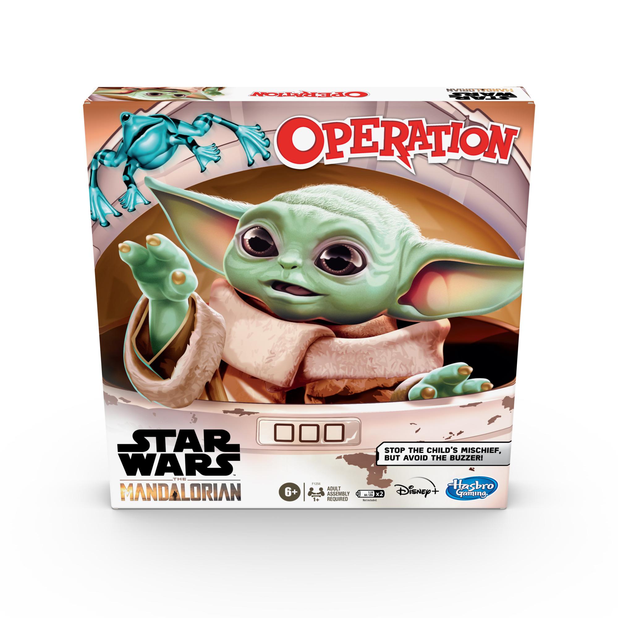F12560000 Star Wars The Mandalorian Operation Game pkg