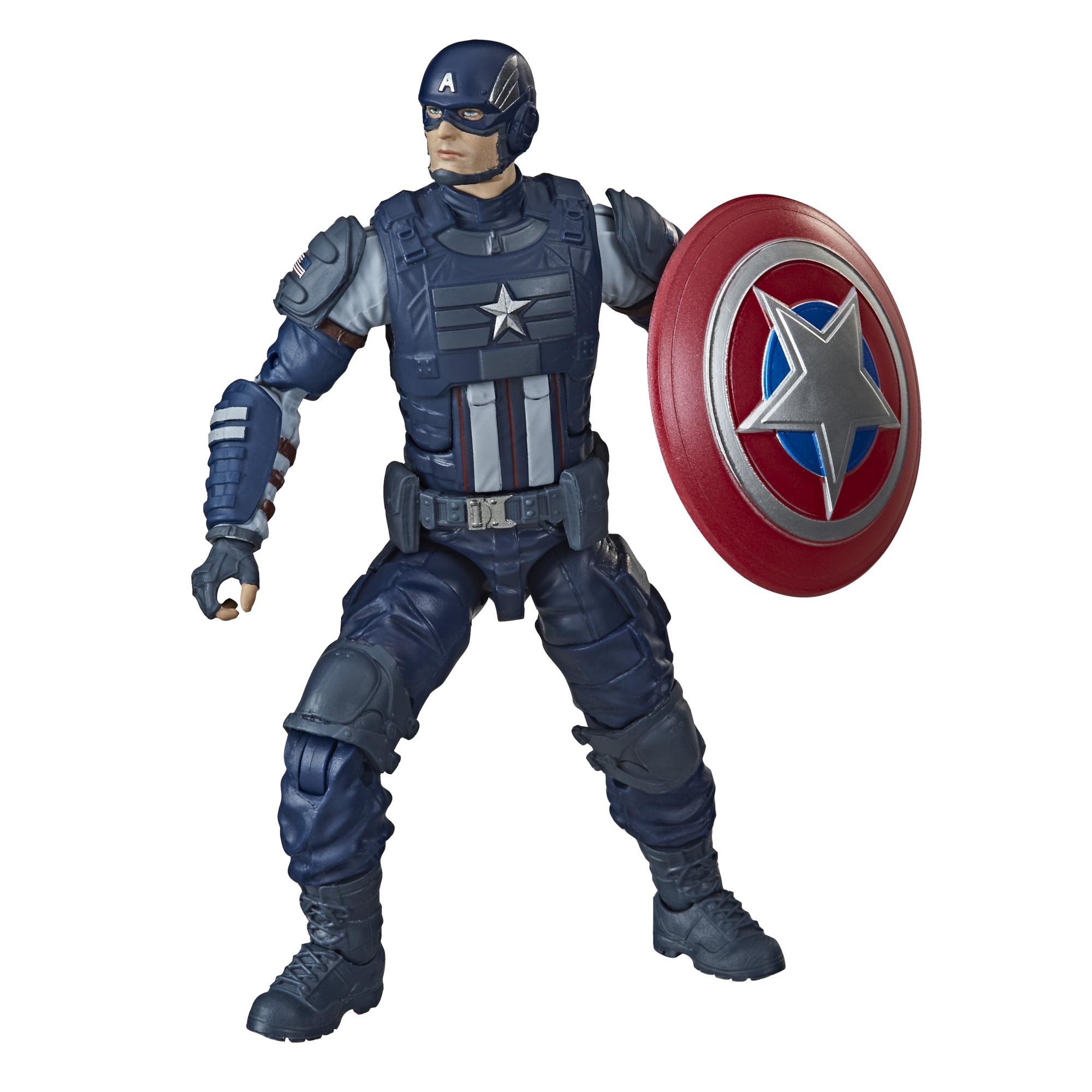 E91815L00 Marvel Avengers Gamerverse Captain America main
