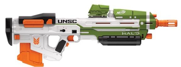 E9262 NERF HALO MA40 Blaster Render