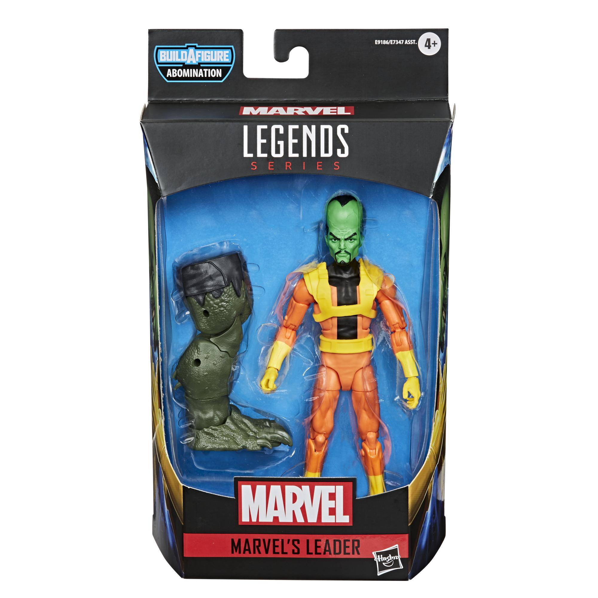 E91865L00 Marvel Avengers Gamerverse Marvels Leader pkg