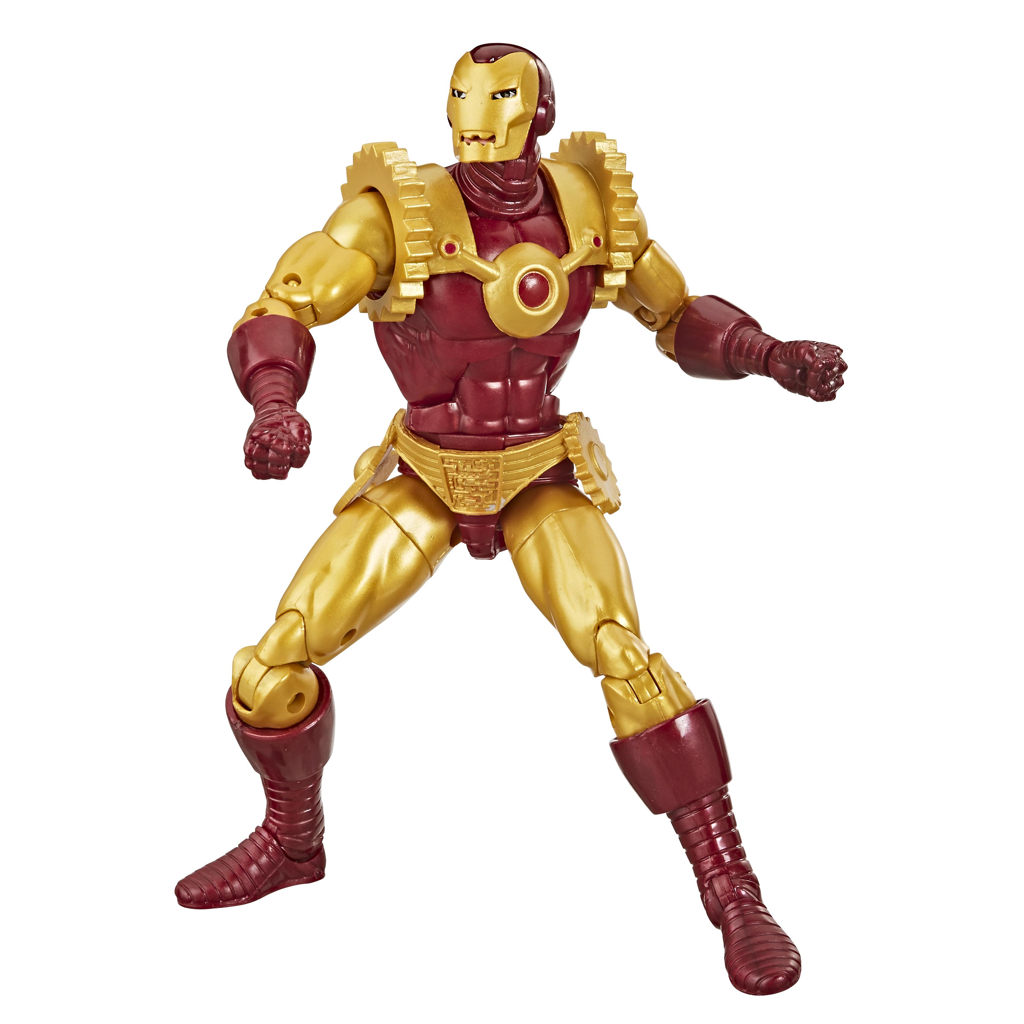 E87085L00 Marvel Legends Iron Man 2020 main 2
