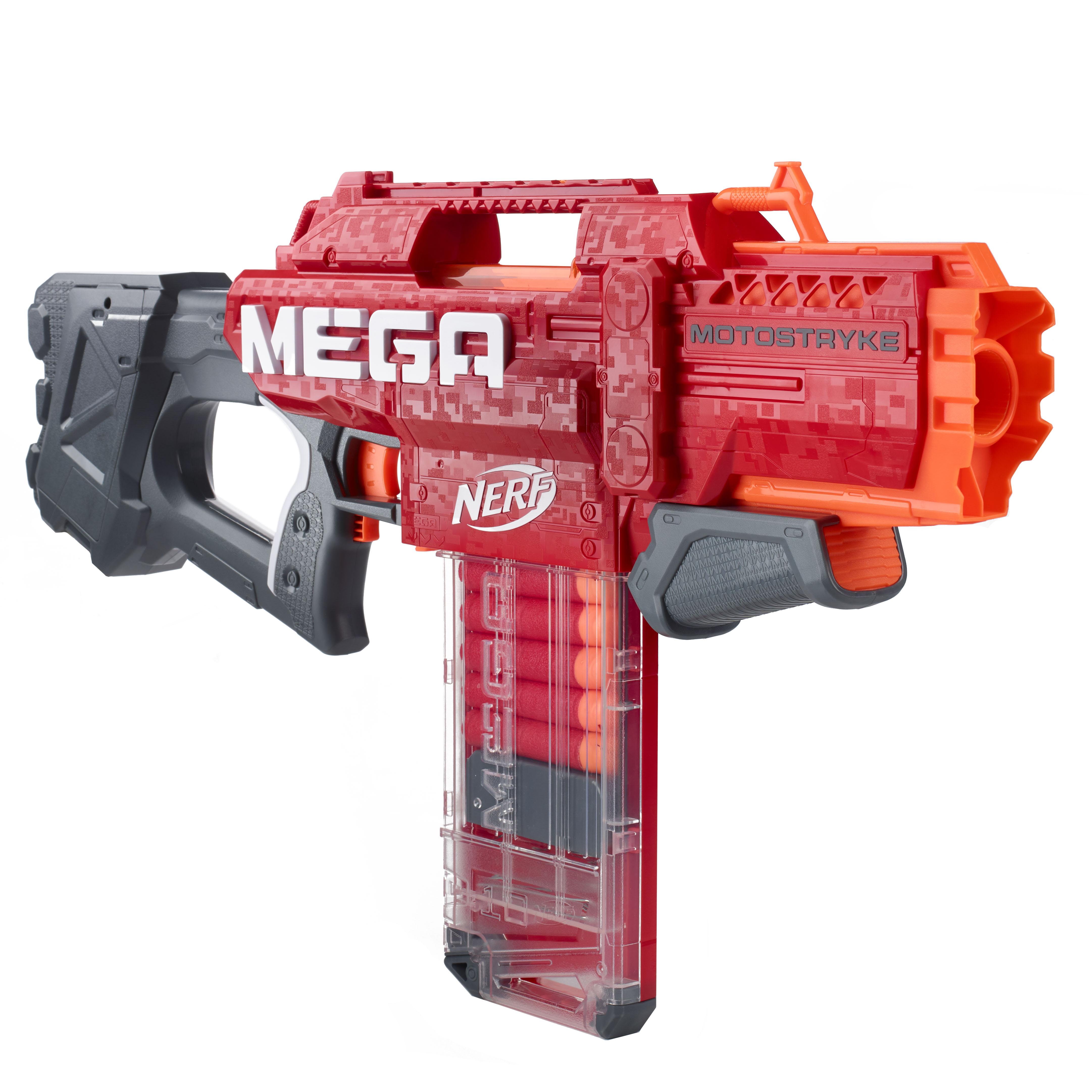 E6473 Nerf Mega Motostryke