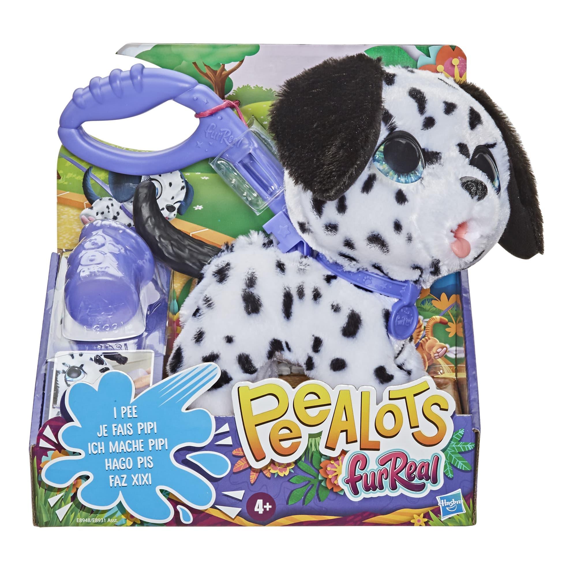 E8948 FURREAL Peealots Big Dog In Pack