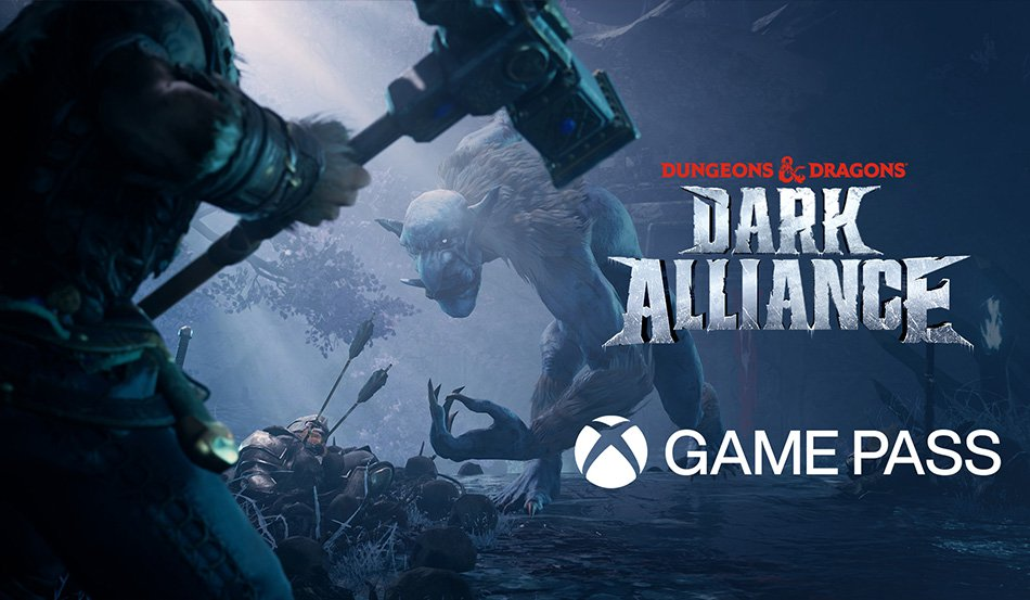 Dungeons & Dragons Dark Alliance Coming to Xbox Game Pass