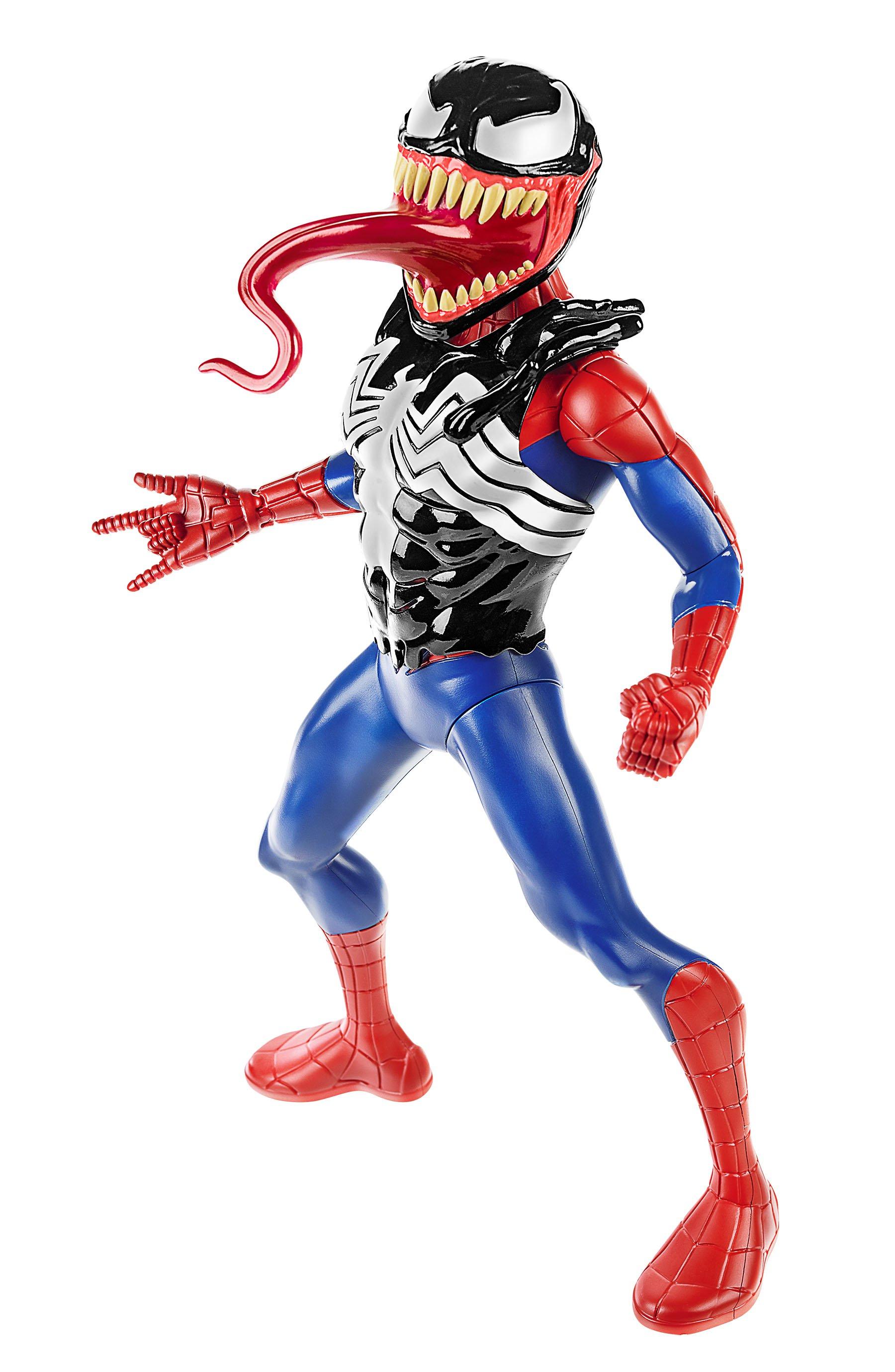 E7493 Max Venom Spider Man VENOM
