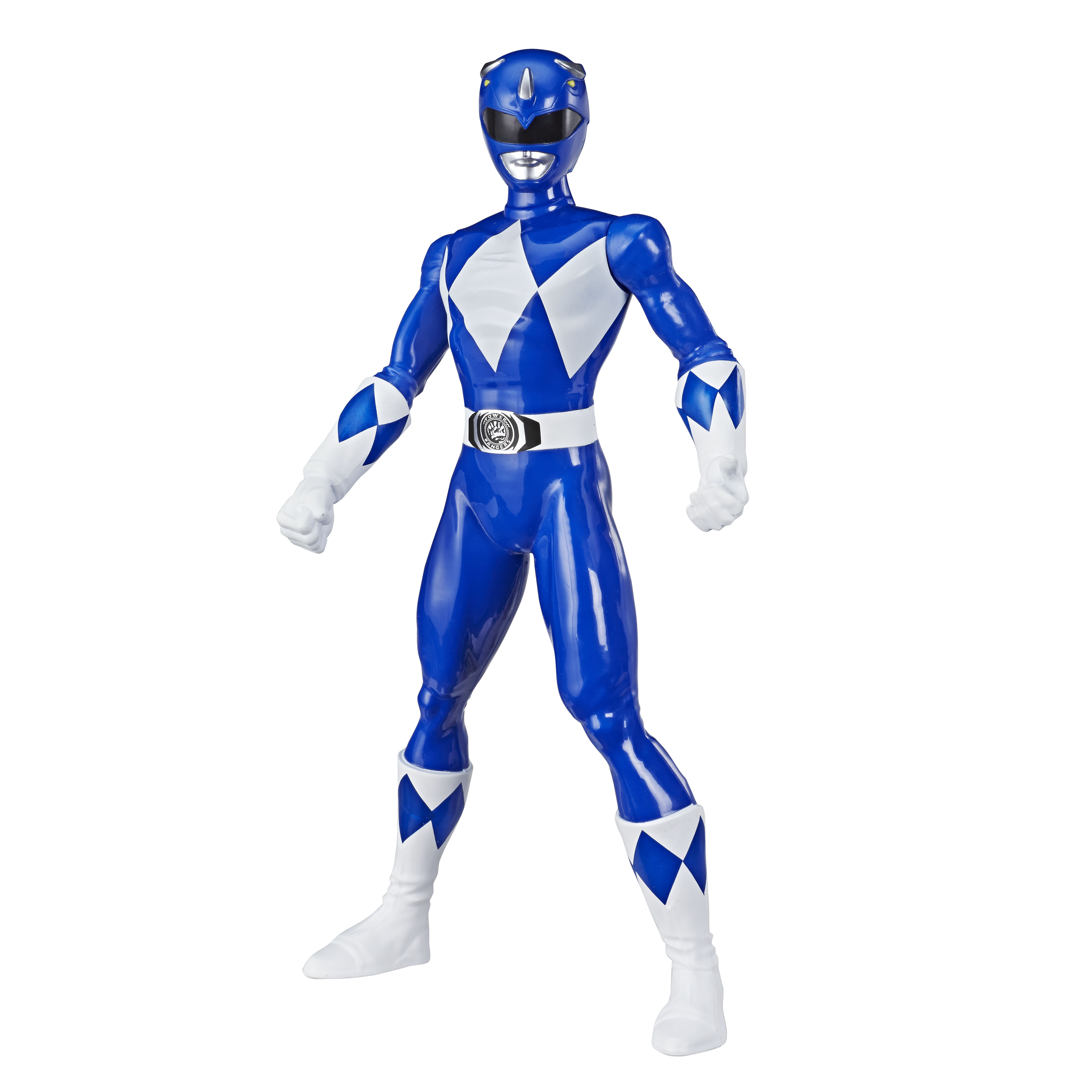 E7899 MMPR 9.5 Inch Basic Figures Blue Ranger_OOP