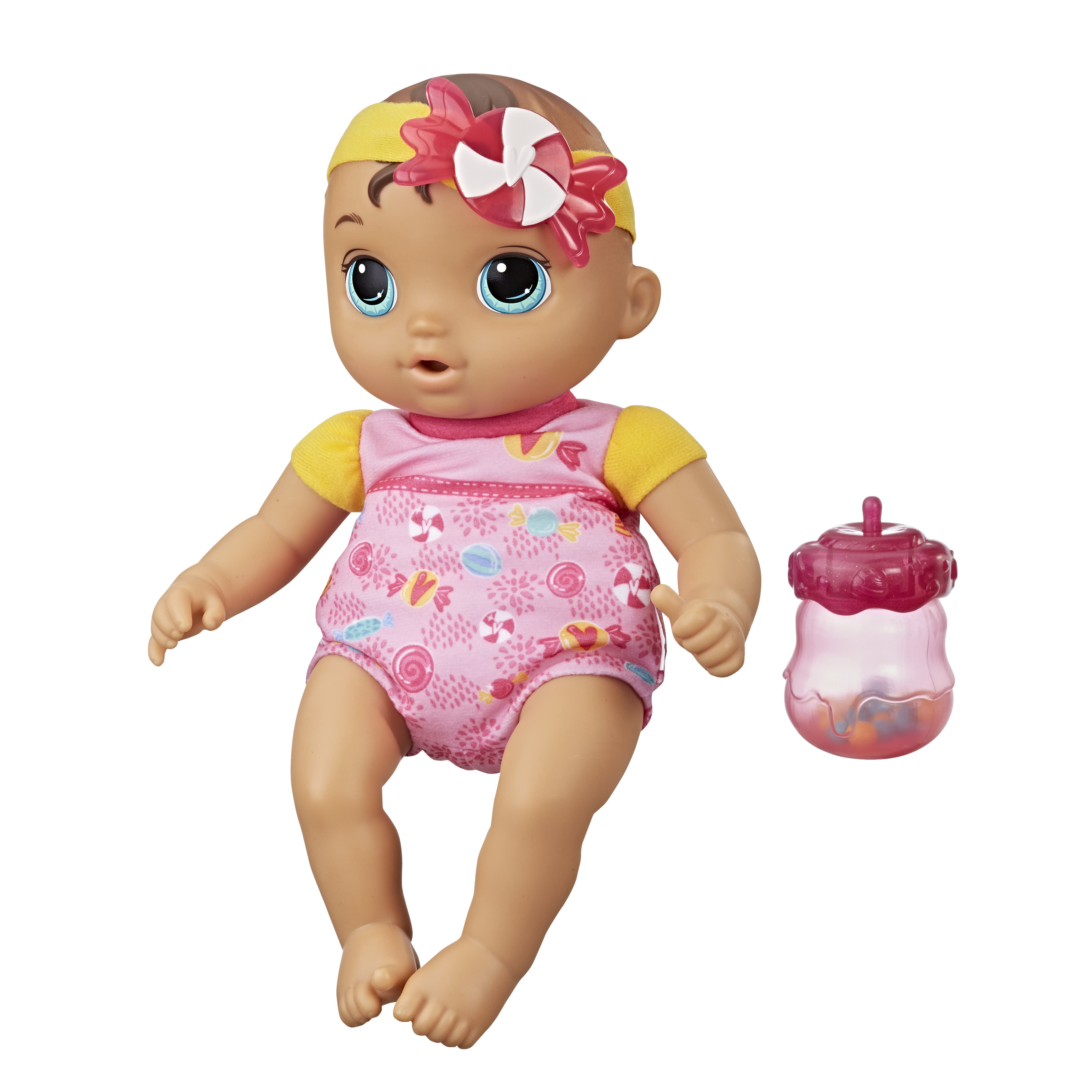 E7599 BABY ALIVE HAPPY SWEET N SNUGGLY