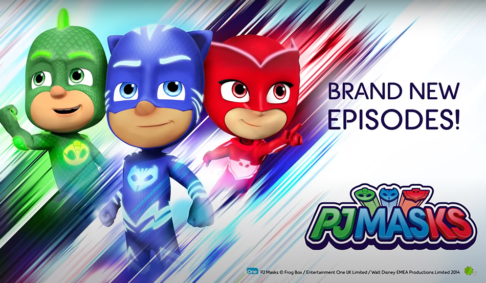 PJ Masks Season 5 Powers Up with More Feature Episodes Than Ever