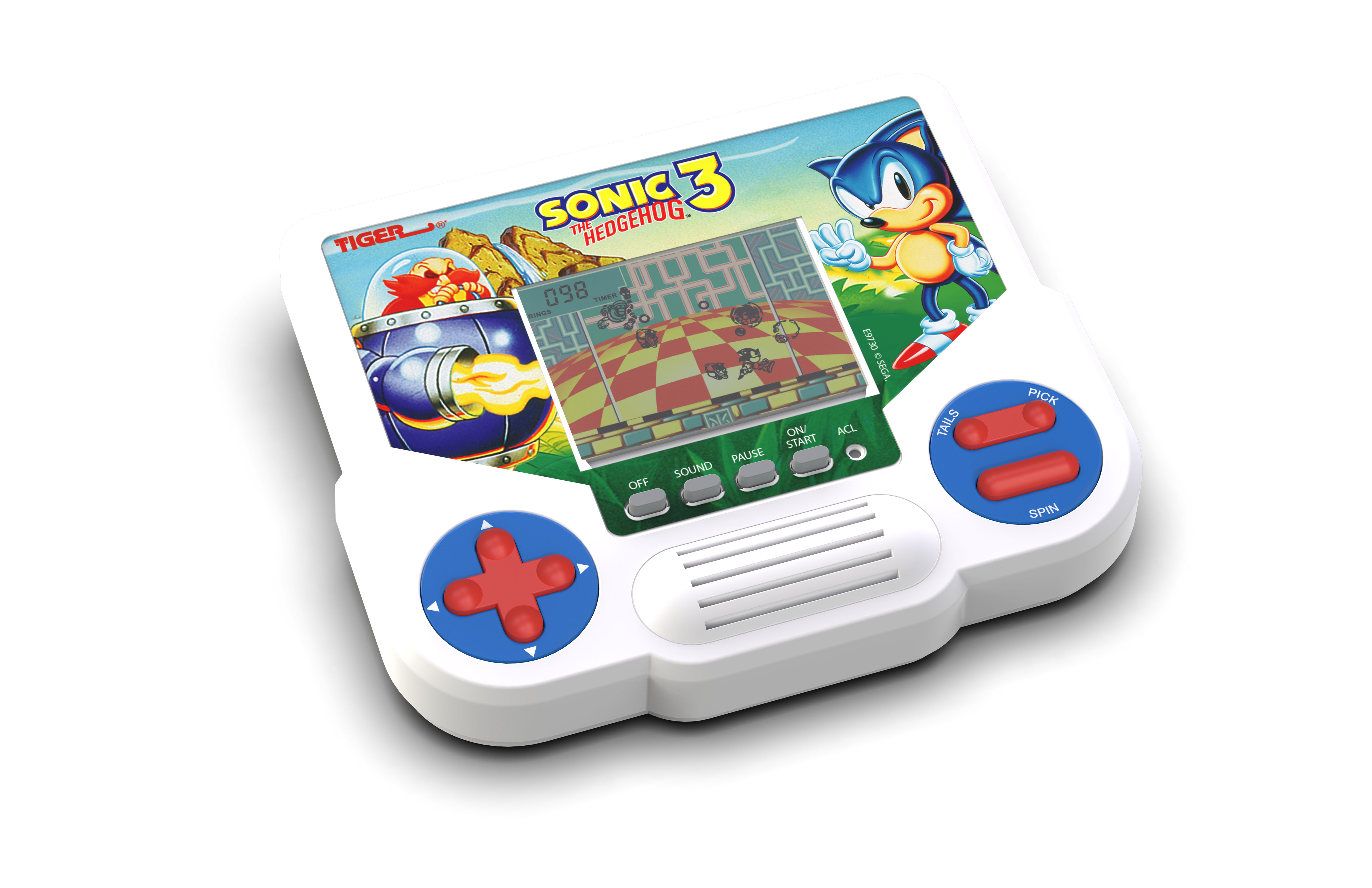Tiger Electronics SonicFinal