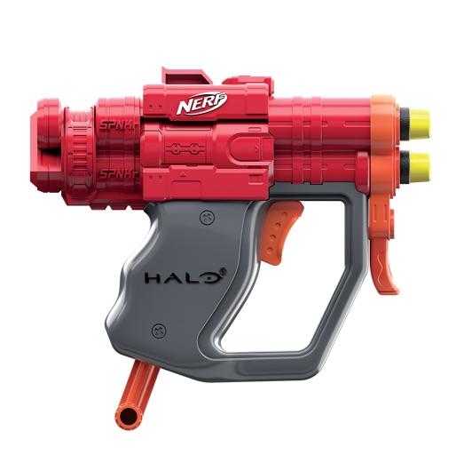 E9281 NERF MICROSHOTS HALO SPNKr Blaster Render