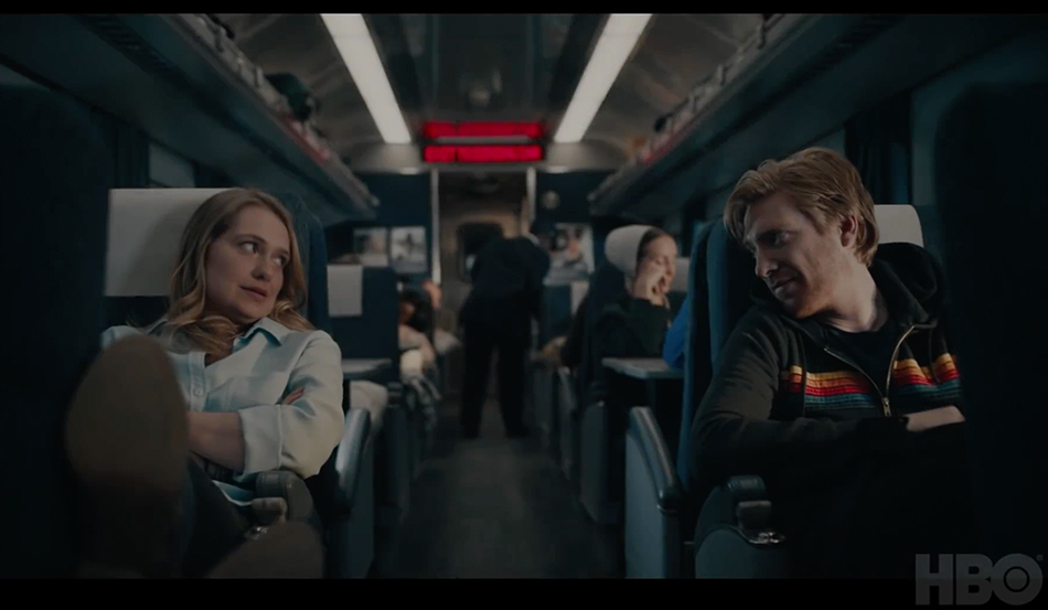 Get Ready to RUN with Merritt Wever and Domnhall Gleeson