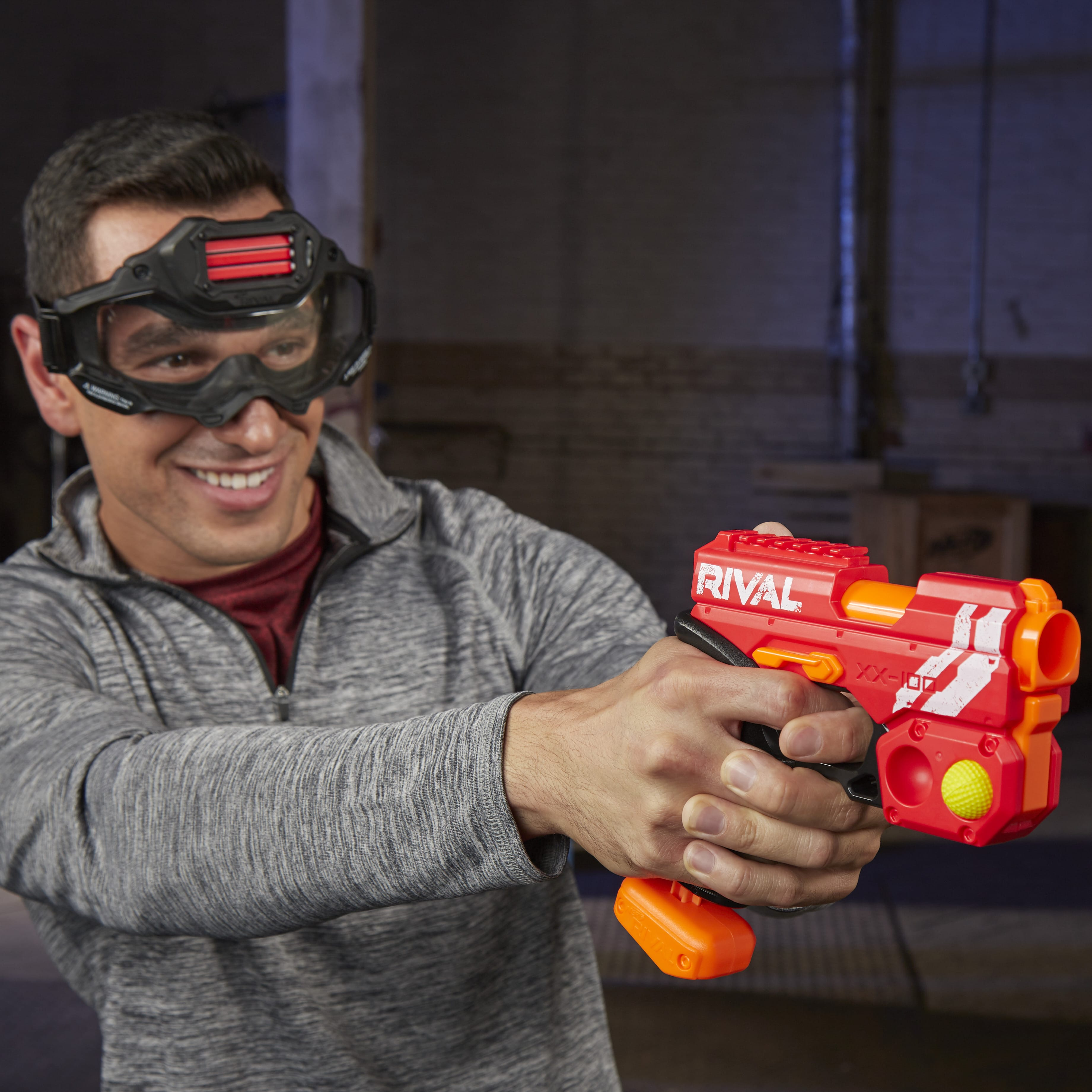 E6218 NERF RIVAL KNOCKOUT Red Lifestyle