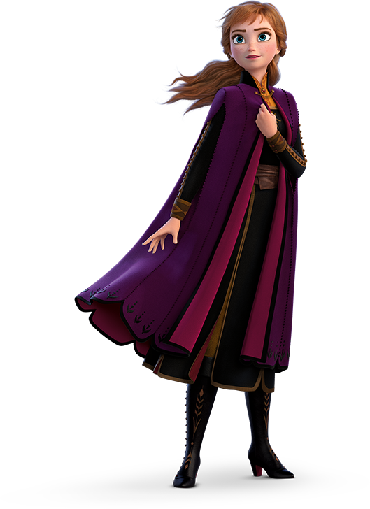 Disneys Die Eiskönigin Charakterprofil – Anna