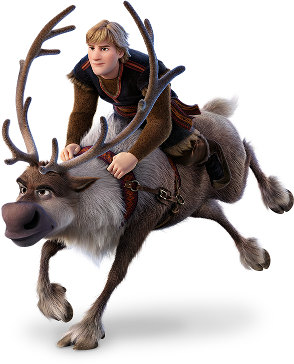 Disneys Die Eiskönigin Charakterprofil – Kristoff & Sven