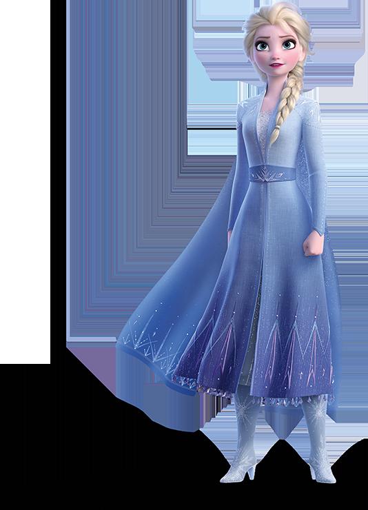 Disneys Die Eiskönigin Charakterprofil – Elsa