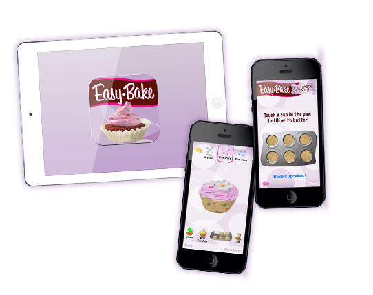 Easy-Bake Treats App BSA