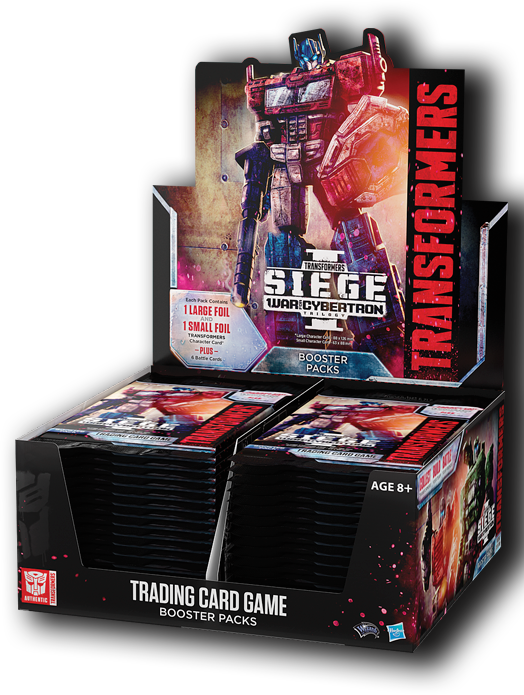Siege 1 Cards pack