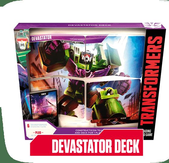 Devastator Deck