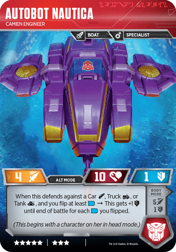 AutoBot Nautica