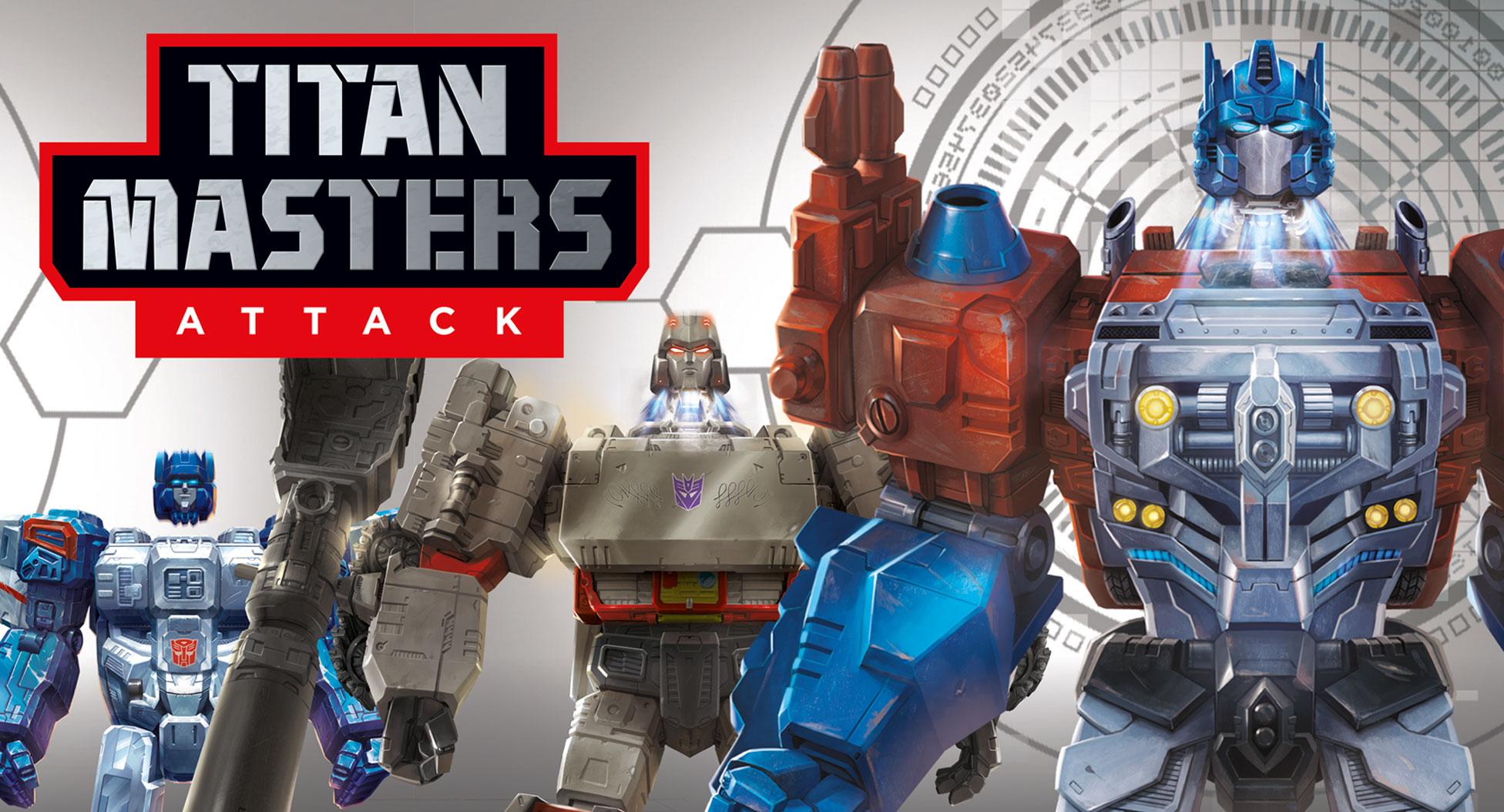 Titan Master Attack