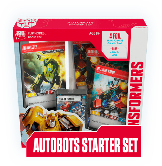 Autobots Starter Set
