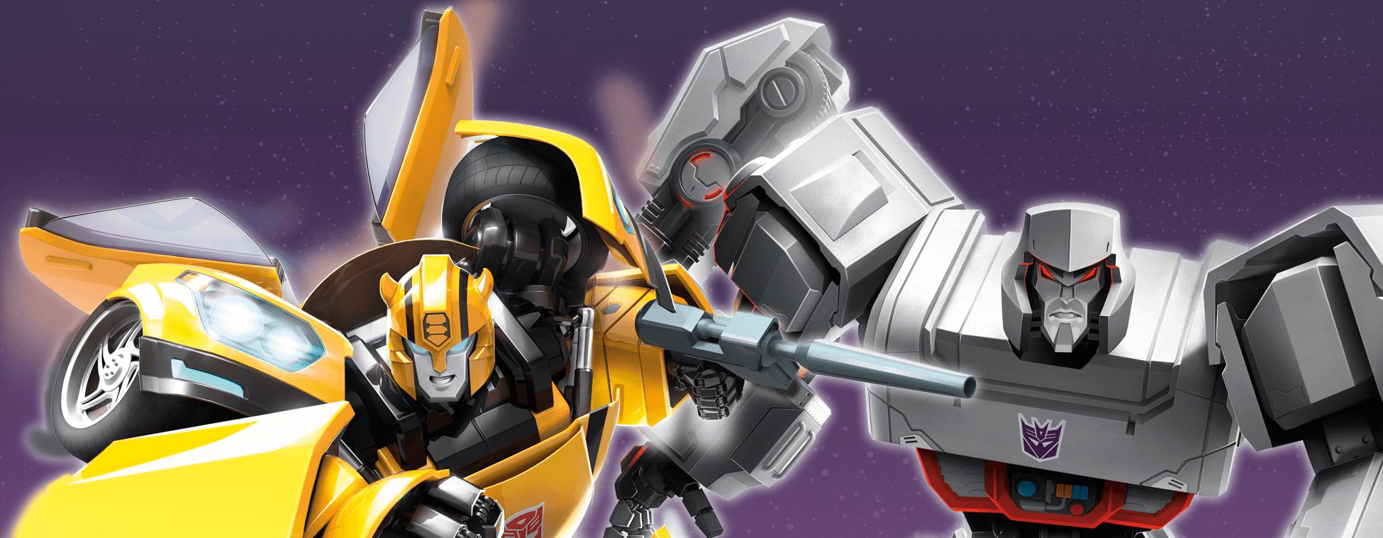 Bumblebee vs Megatron BSA