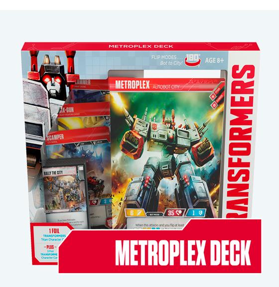 Metroplex Deck