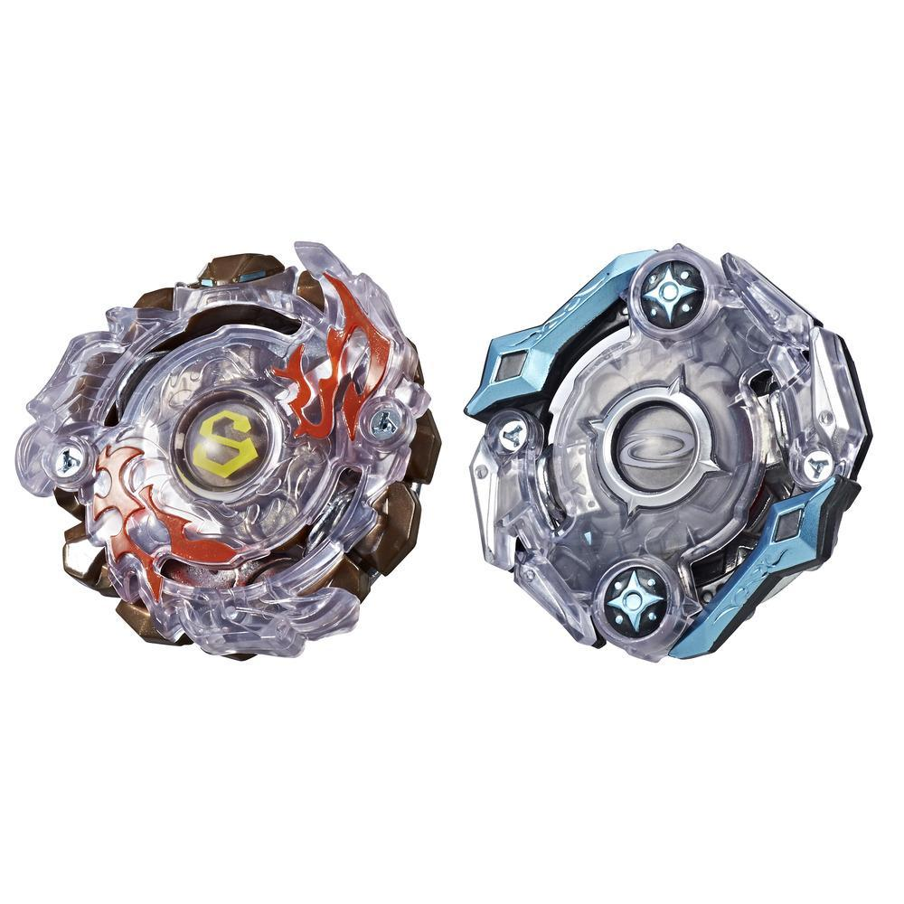 Beyblade Burst Dual Pack - Surtr S2 and Odax O2