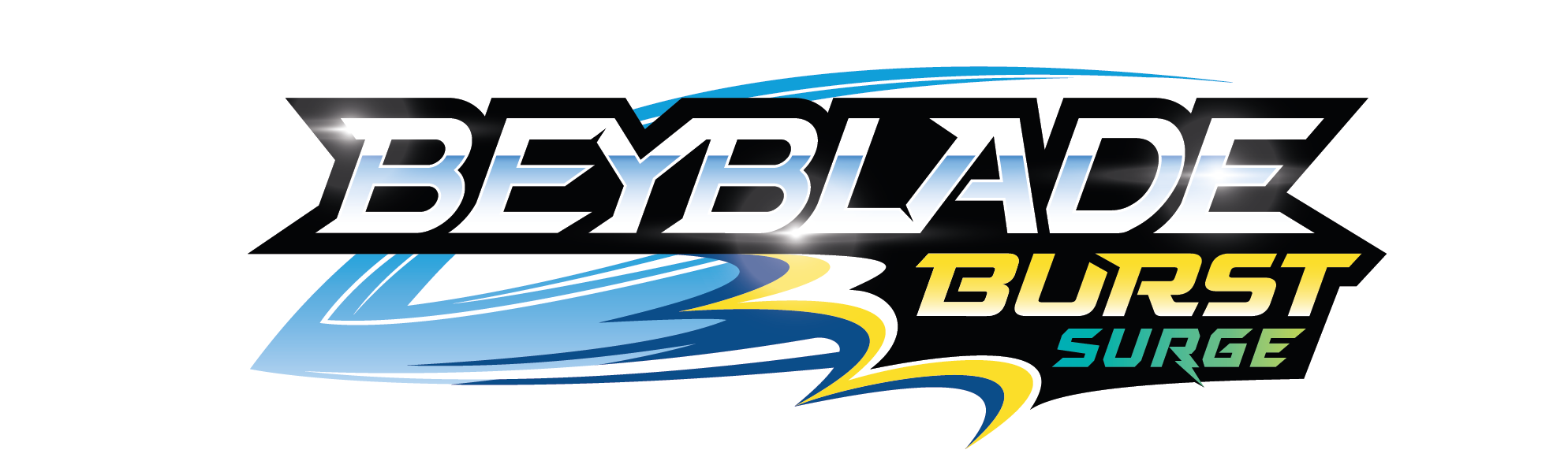 Beyblade Burst Rise logo