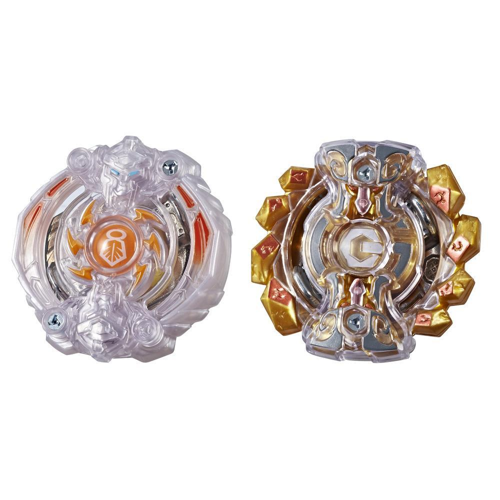 Beyblade Burst Dual Pack - Istros I2 and Gaianon G2