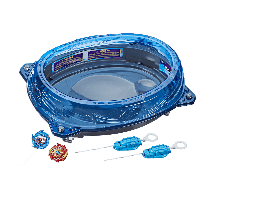 Beyblade Hypersphere tops