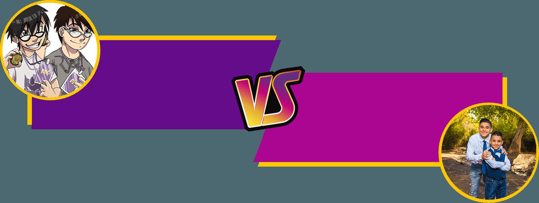BeybladeGeeks vs. Damian & Deion in Motion