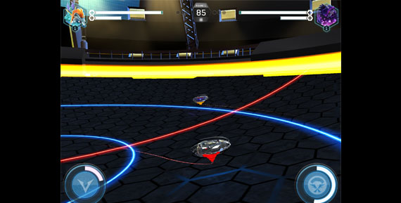 beyblade apps hero 2 new