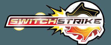 Logotipo de Beyblade SwitchStrike