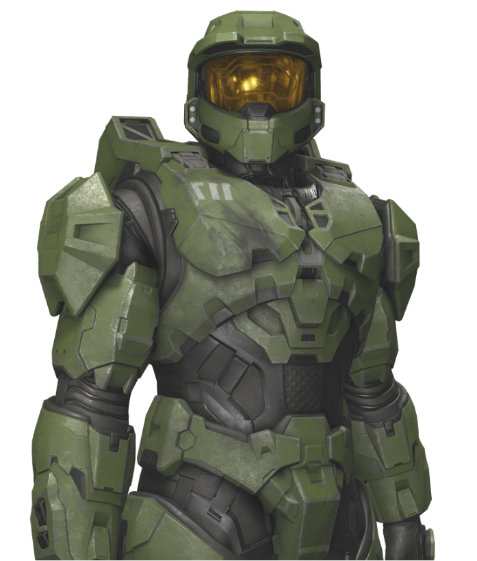 Halo: Infinite - Master Chief (model)